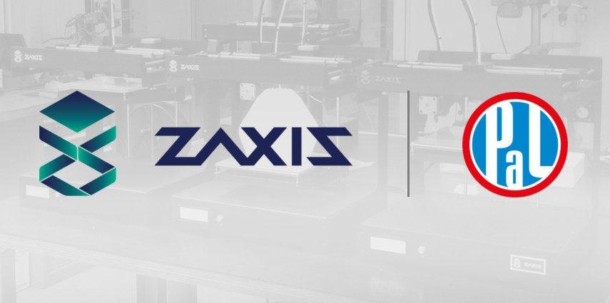 ZAXIS Impresoras 3D y PrintaLot